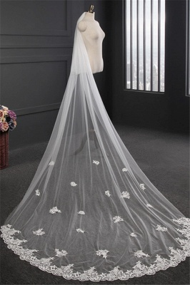 Veil Ivory Long | Wedding veil_3