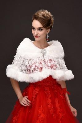 Wedding dress bolero lace | Jacket for wedding dress_3