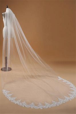 Wedding hairstyle with veil | Bridal veil long_4