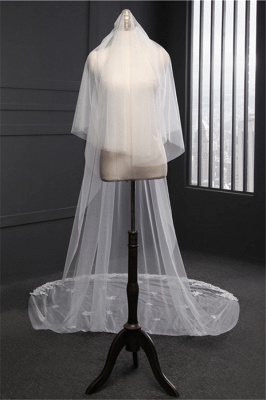 Veil Ivory Long | Wedding veil_5