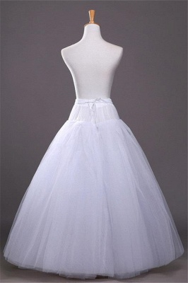 Underskirt Wedding Dress A Line | Hoop skirts wedding_3