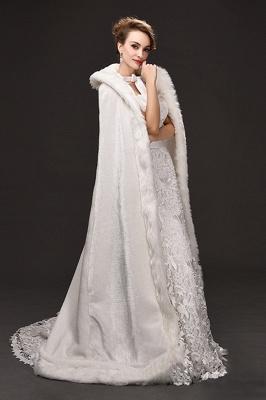 Bolero Hochzeitskleid Lang | Jacke für Brautkleid_4