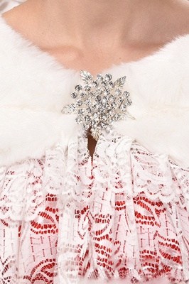 Wedding dress bolero lace | Jacket for wedding dress_5