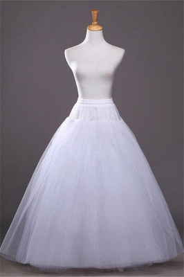 Underskirt Wedding Dress A Line | Hoop skirts wedding_1