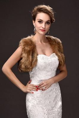 Jacke für Brautkleid Winter | Bolero Hochzeitskleid