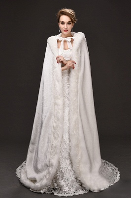 Bolero Hochzeitskleid Lang | Jacke für Brautkleid_1