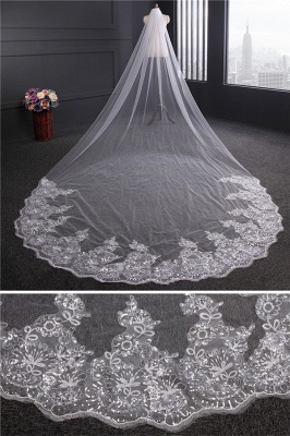 Buy a veil | Bridal veil long_4