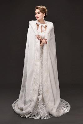 Bolero Hochzeitskleid Lang | Jacke für Brautkleid_3