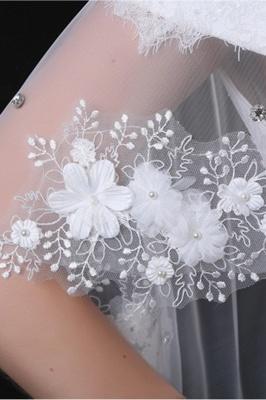 Bolero for wedding dress | Jacket wedding dress ivory lace_4