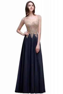 Designer Evening Dresses Long Cheap | Evening wear gold_2