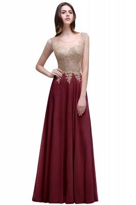 Designer Evening Dresses Long Cheap | Evening wear gold_1