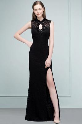 Evening dresses long black | Evening wear women_2