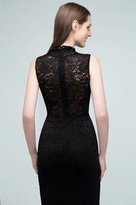 Evening dresses long black | Evening wear women_7