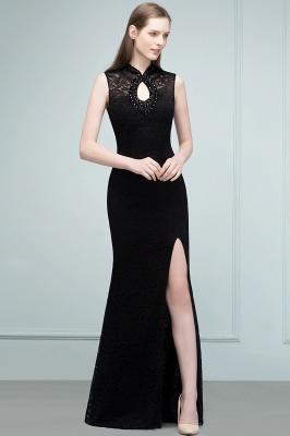 Evening dresses long black | Evening wear women_8