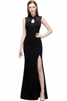 Evening dresses long black | Evening wear women_1