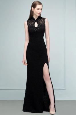 Evening dresses long black | Evening wear women_10