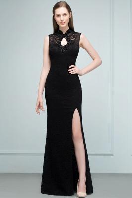Evening dresses long black | Evening wear women_9
