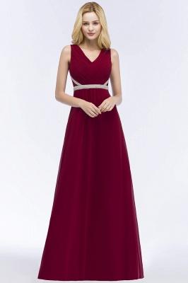 Rote Lange Kleider | Abendkleider Günstig Online_6