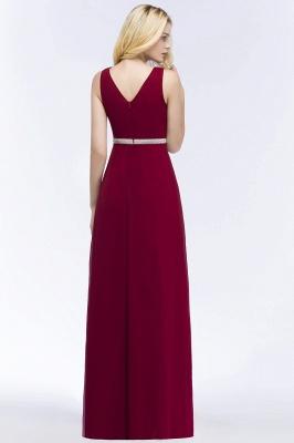 Rote Lange Kleider | Abendkleider Günstig Online_3
