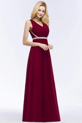 Rote Lange Kleider | Abendkleider Günstig Online_5