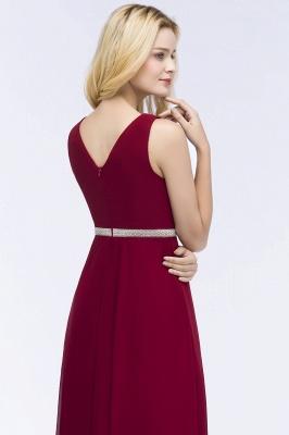 Rote Lange Kleider | Abendkleider Günstig Online_7