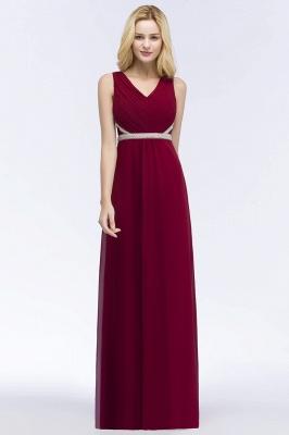 Rote Lange Kleider | Abendkleider Günstig Online_1