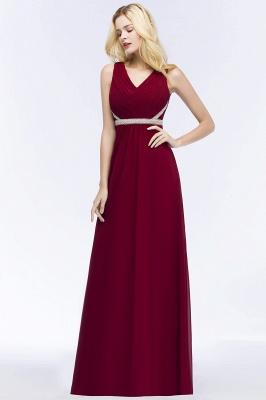 Rote Lange Kleider | Abendkleider Günstig Online_4