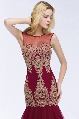 Designer evening dresses wine red | Prom dresses long cheap_8