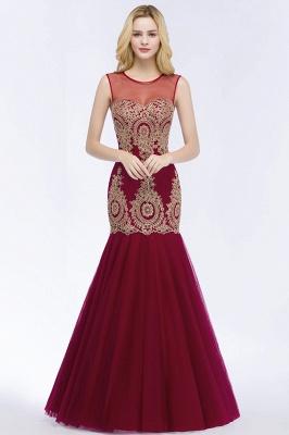 Designer evening dresses wine red | Prom dresses long cheap_1