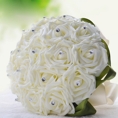 Bridal bouquet vintage | Bridal bouquet of peonies_13