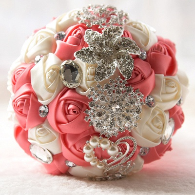 Bridal bouquet of peonies | Wedding bouquet vintage_6