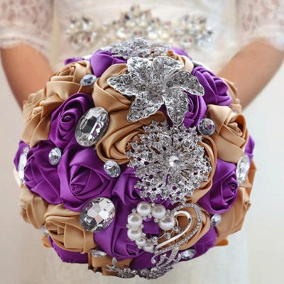 Bridal bouquet of peonies | Wedding bouquet vintage_10