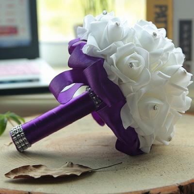 Brautstrauß Rosa Weiß | Hochzeitsstrauß Pfingstrosen_7