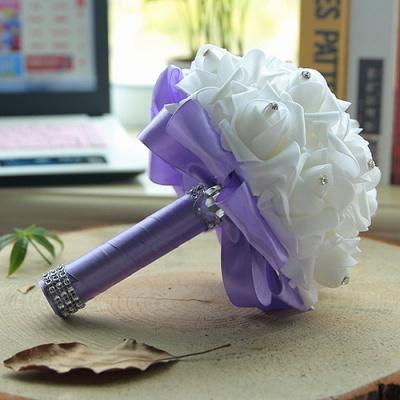 Brautstrauß Rosa Weiß | Hochzeitsstrauß Pfingstrosen_8