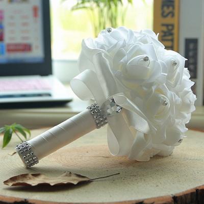 Brautstrauß Rosa Weiß | Hochzeitsstrauß Pfingstrosen_1