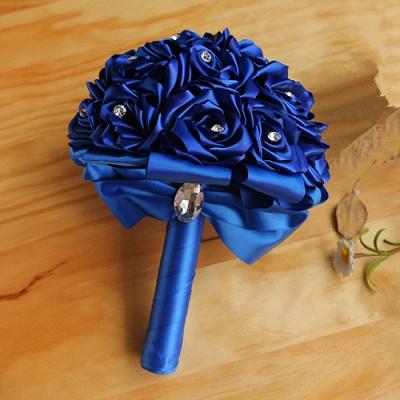 Brautstrauß Rosen Weiß | Hochzeitsstrauß Online Bestellen_6