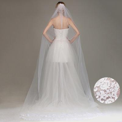 Brautschleier Ivory   Schleier Hochzeit_6