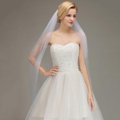 Brautschleier Ivory   Schleier Hochzeit_3
