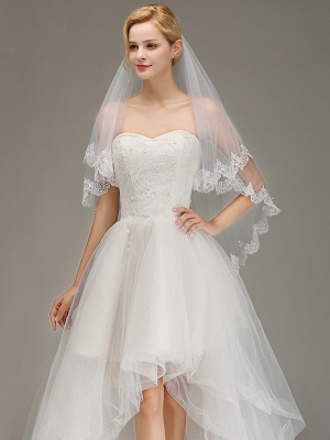 Wedding dress with veil | Wedding veil with lace