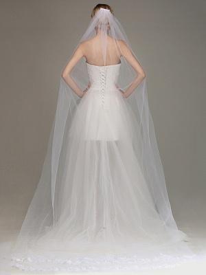 Brautschleier Ivory   Schleier Hochzeit_2