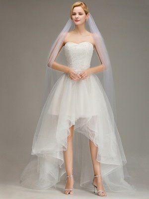 Bridal veil Ivory | Veil wedding_1