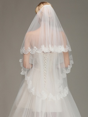 Wedding dress with veil | Wedding veil with lace_2