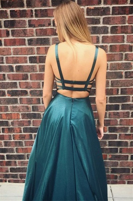 Elegant evening dresses long green prom dresses cheap online_2