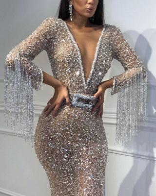 Luxus Abendkleider Lang | Abiballkleider Günstig Online_3