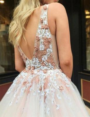 Elegant Long Evening Dresses Cheap | Floor length prom dresses online_4