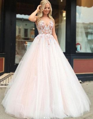Elegant Long Evening Dresses Cheap | Floor length prom dresses online_2