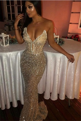 Luxury Evening Dresses Long Cheap | Buy prom dresses online_1