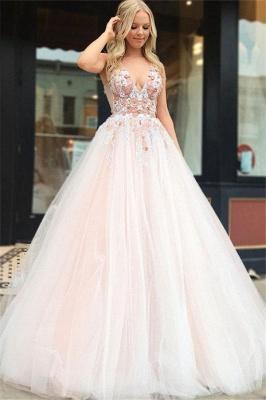 Elegant Long Evening Dresses Cheap | Floor length prom dresses online_1