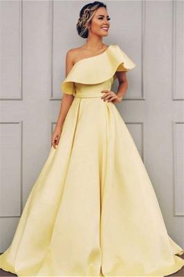 Schlichtes Abendkleid Geld | Abendkleider Lang Günstig Online_1