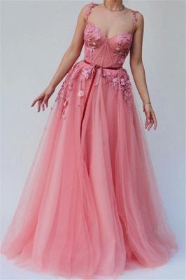 Designer Evening Dresses Long Pink | Buy evening wear prom dresses online_1